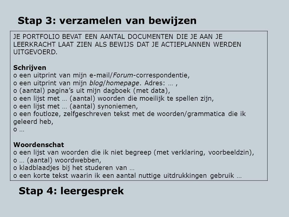  specifieke ondersteuning (verrijking aanbod):  naslagwerken: •Pocketwoordenboek Nederlands als tweede taal (Van Dale) •Wat is dat.