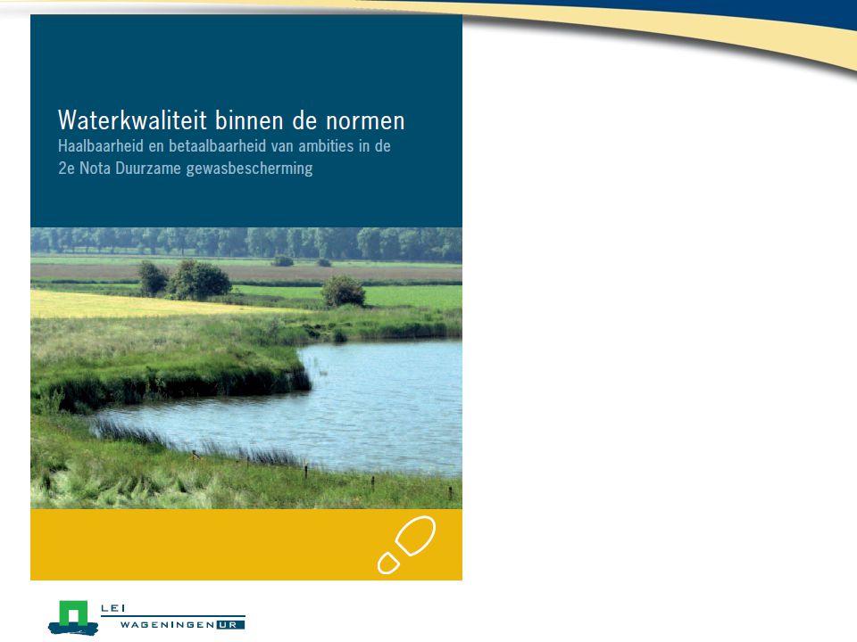 www.toolboxwater.nl Voor iedereen beschikbaar