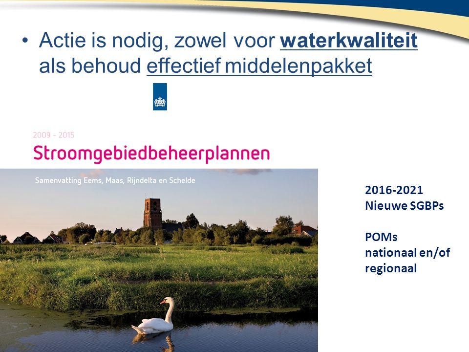 2016-2021 Nieuwe SGBPs POMs nationaal en/of regionaal