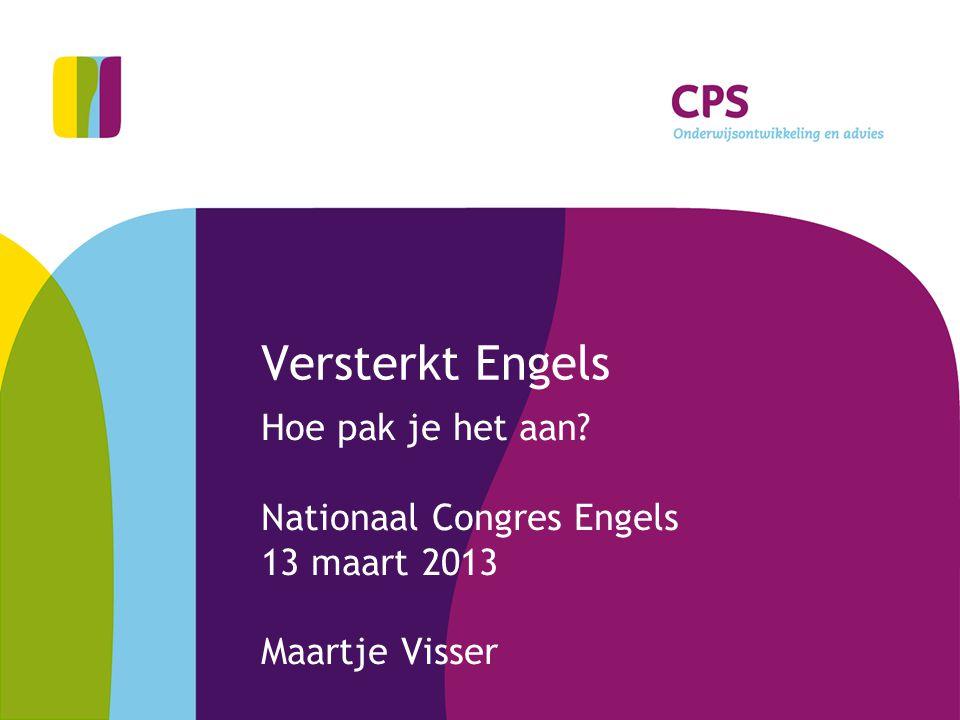 Relevante publicaties/sites •http://digischool.kennisnet.nl/commu nity_en/faq/versterktengelshttp://digischool.kennisnet.nl/commu nity_en/faq/versterktengels 32
