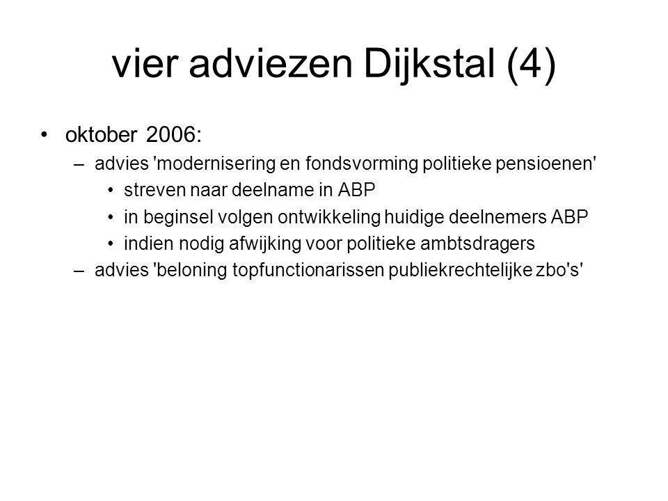 informatie •wetten: Gemeentewet, Appa.•AMvB s: Rechtspositiebesluit burgemeesters resp.