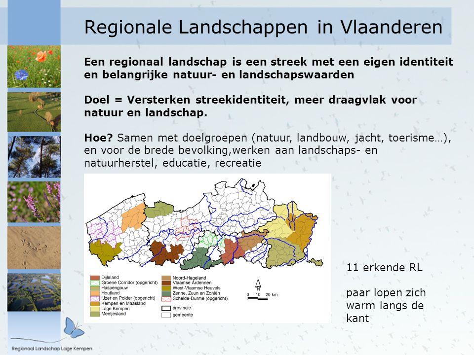 Regionaal Landschap Lage Kempen vzw Studiedag Stilte, iedereen mag het horen.