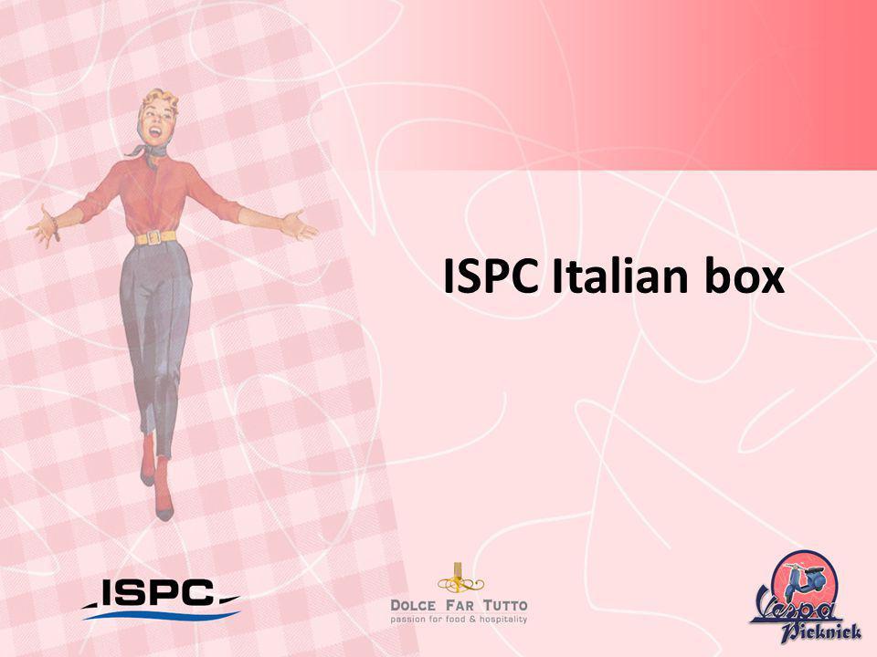 ISPC Italian box