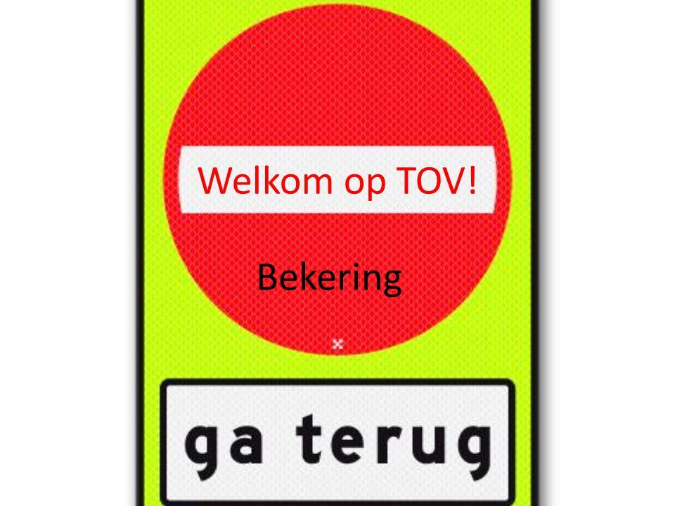 Welkom op TOV! Bekering
