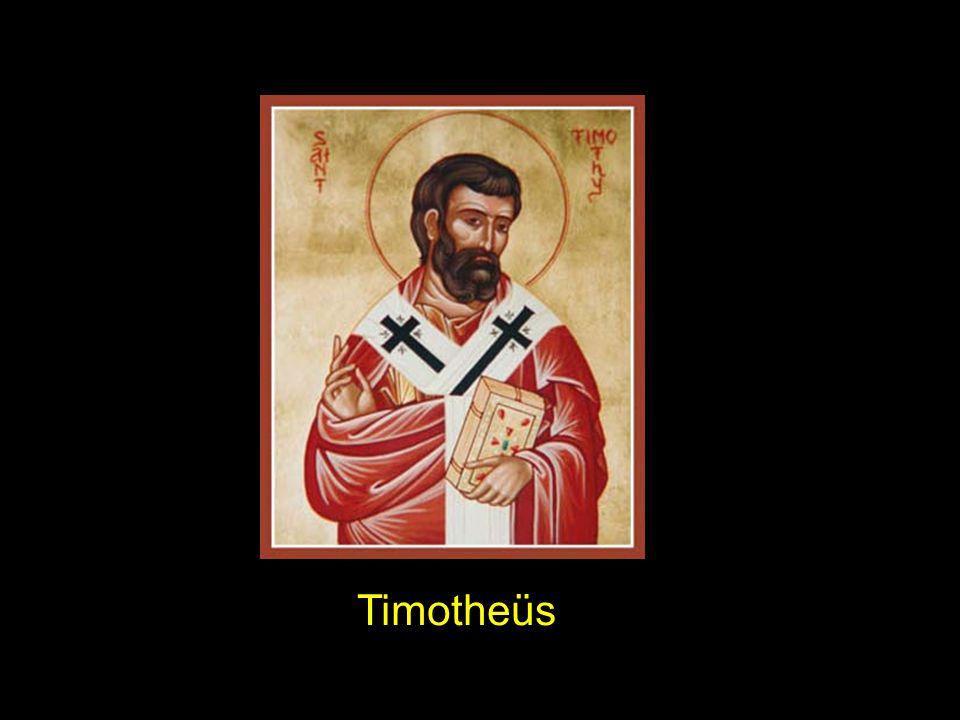 Van Paulus Aan mijn jonge vriend Timoteüs Lezen: 1 Timoteüs 4:11-16 Hoe bouw jij een relatie op met God?