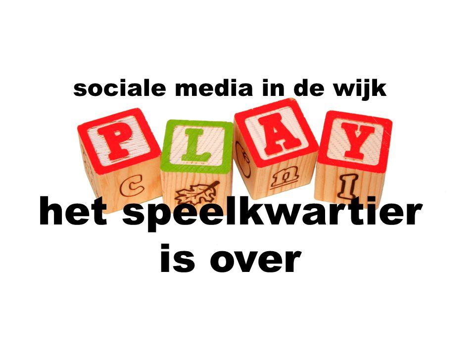 even voorstellen… sociale netwerken online contact (doelen) in stappen… FB & twitter: wel / niet PAUZE aan de slag (de praktijk) vragen klaar