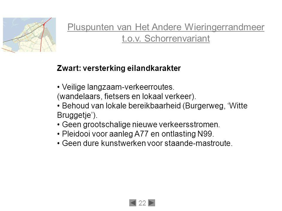 22 Pluspunten van Het Andere Wieringerrandmeer t.o.v.