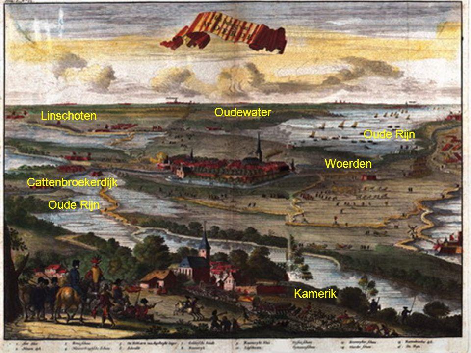 De volgende landkaart is een schematische kaart van het westelijk gedeelte van de provincie Utrecht dateerend van 1554.
