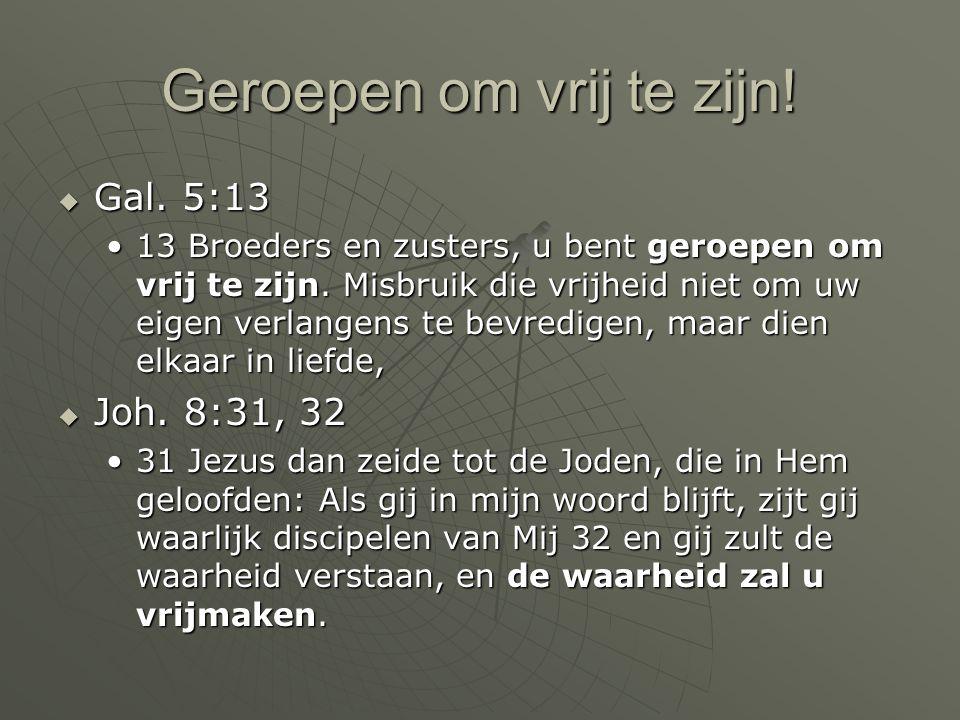 Getuigenis van Paulus  Joh.
