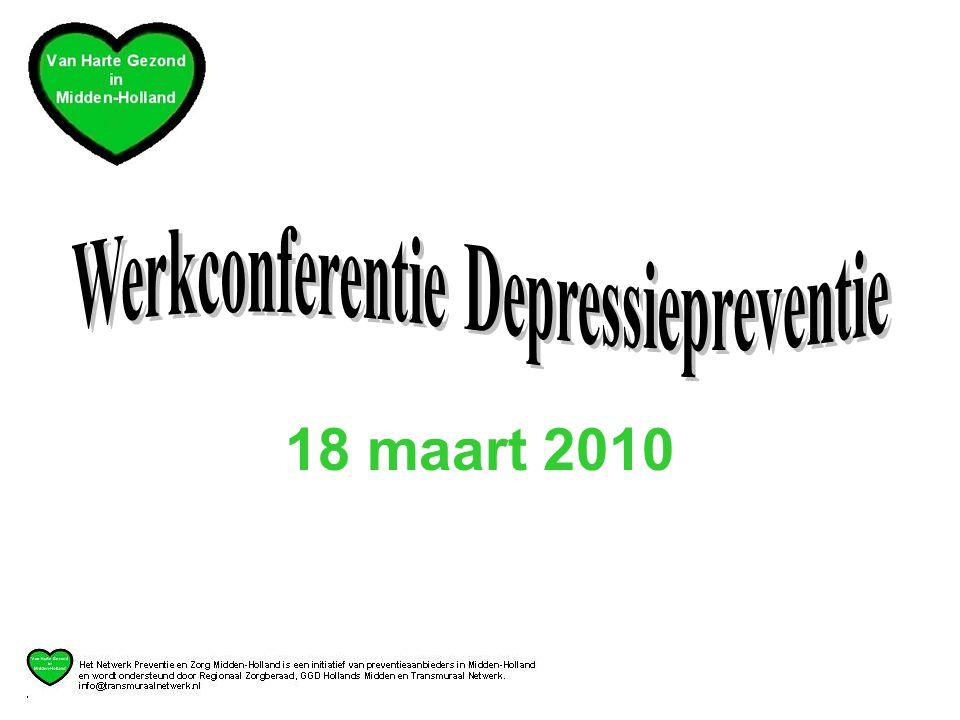 18 maart 2010