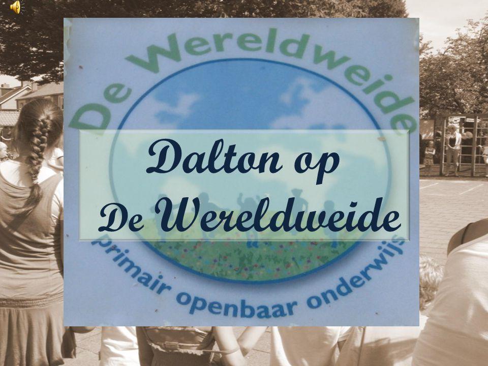 Dalton is geen methode, geen systeem Dalton op De Wereldweide