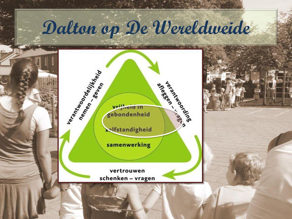 Samenwerking Maatjes werken: Dalton op De Wereldweide Oog-maatje Schouder-maatje