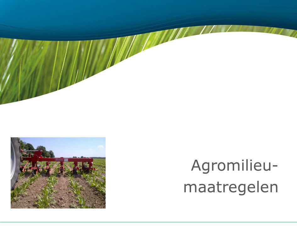 Agromilieu- maatregelen