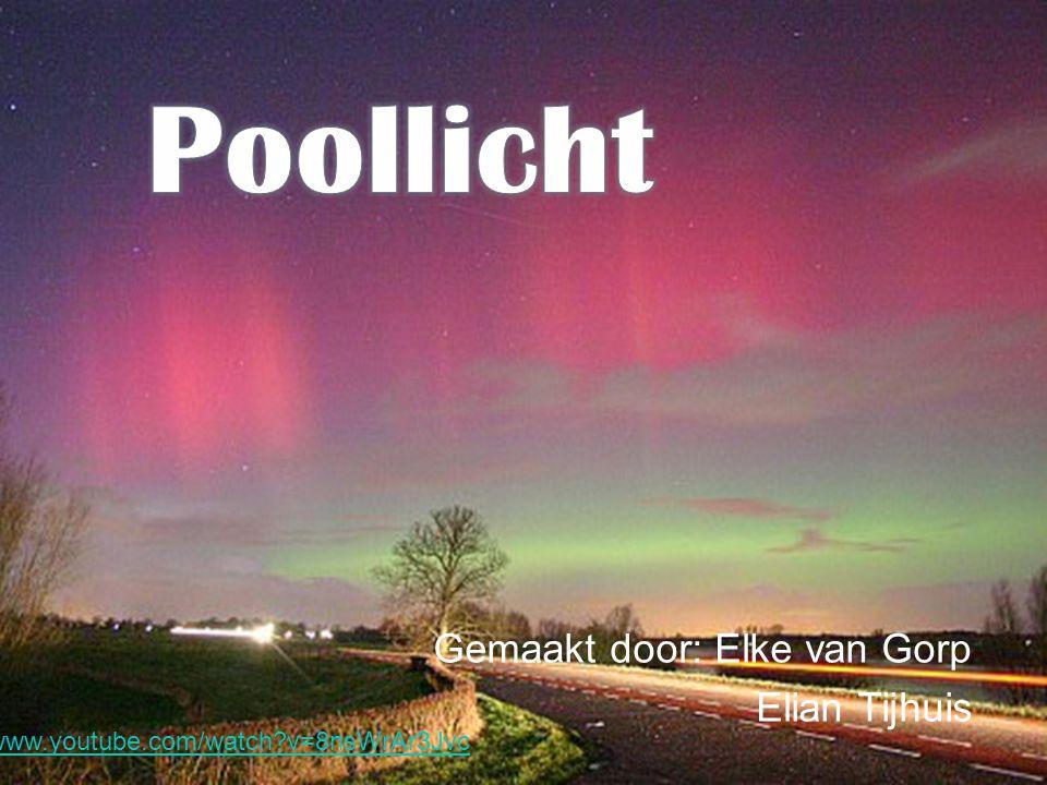 Conclusie * Poollicht komt voor op de aarde, zowel op de Noordpool als op de Zuidpool.