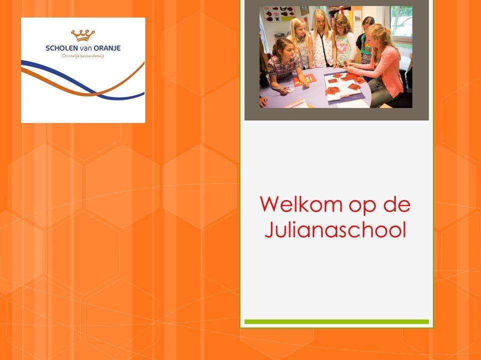 Welkom op de Julianaschool