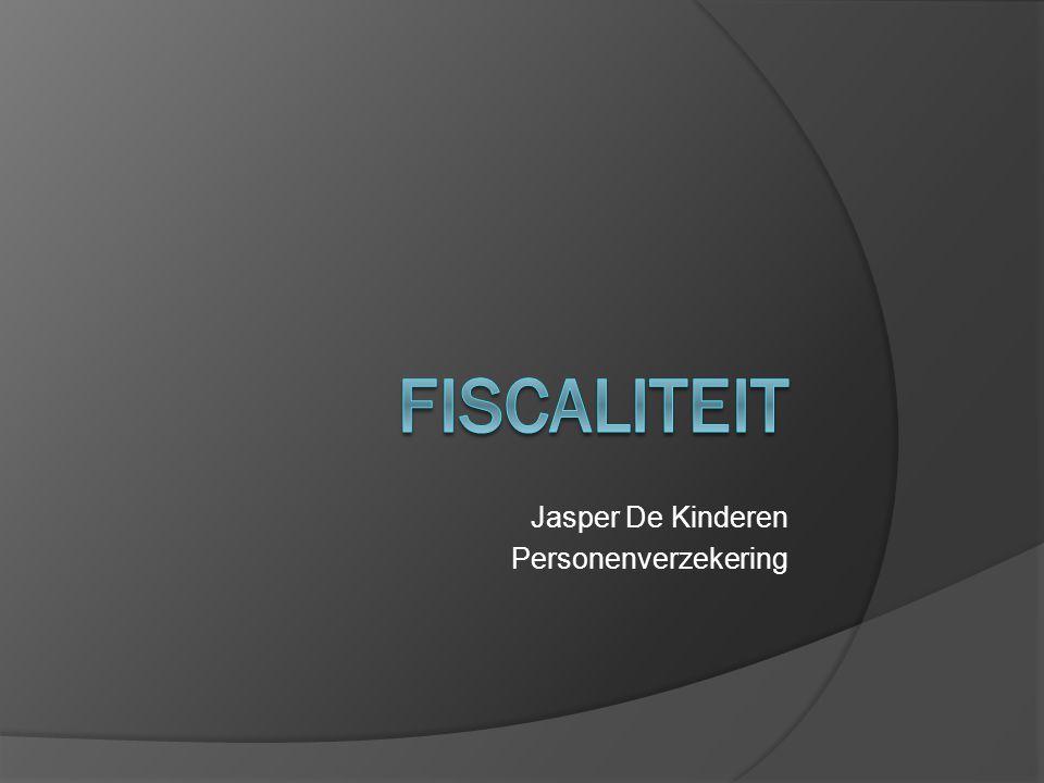 Inleiding  Fiscaliteit  Pensioensparen  Langetermijnsparen  Tak 23-producten  Levensverzekering gekoppeld aan een beleggingsfonds, waarbij het rendement afhankelijk is van de prestaties van het fonds. (De standaard – Actuele dossiers)
