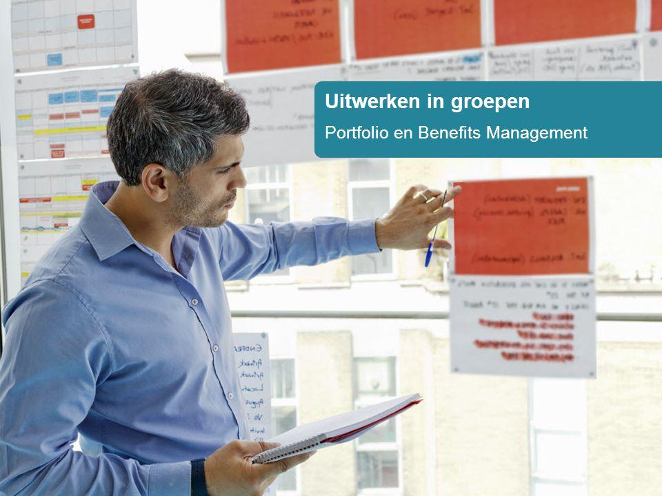 Presentatie top 3 wensen en ideeën Customer Essentials – Portfolio en Benefits Management • Groep 1: 1.
