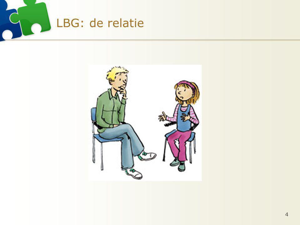 LBG: de relatie 4