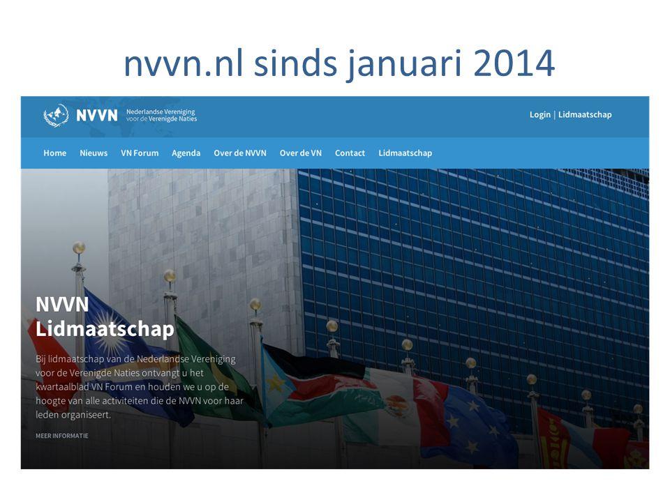 nvvn.nl sinds januari 2014