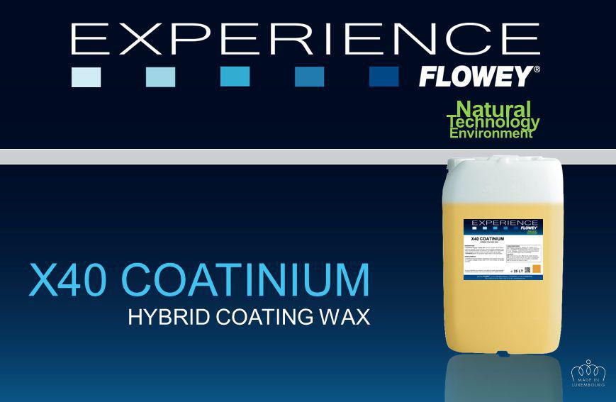 COATINIUMX40 HYBRID COATING WAX