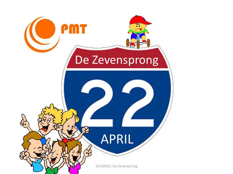 20140422 De Zevensprong De Zevensprong APRIL