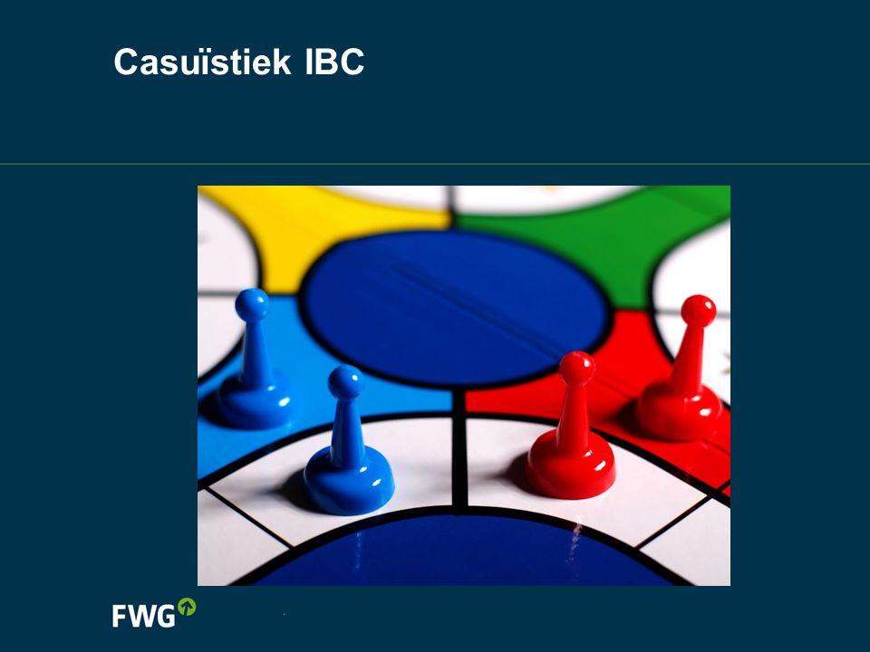 Casuïstiek IBC