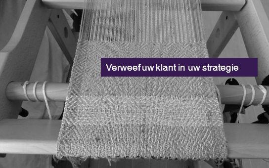 Download het volledige whitepaper via www.icustomer.nl Verweef uw klant in uw strategie