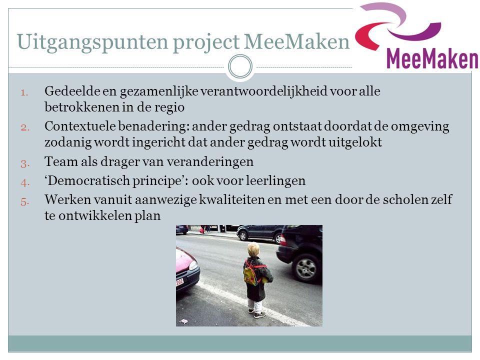 Uitgangspunten project MeeMaken 1.
