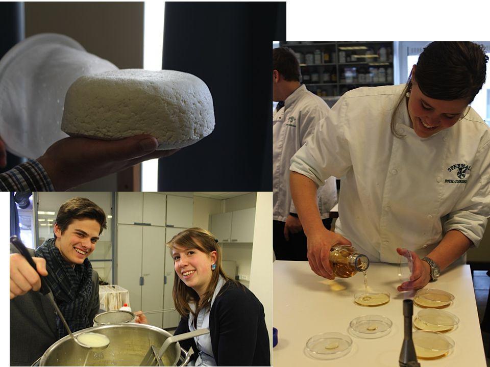 Regisseur op de set van arbeidsmarkt en onderwijs Projectvoorstellen 2014 • Foodpairing, Sense of Taste Foodpairing, Sense of Taste