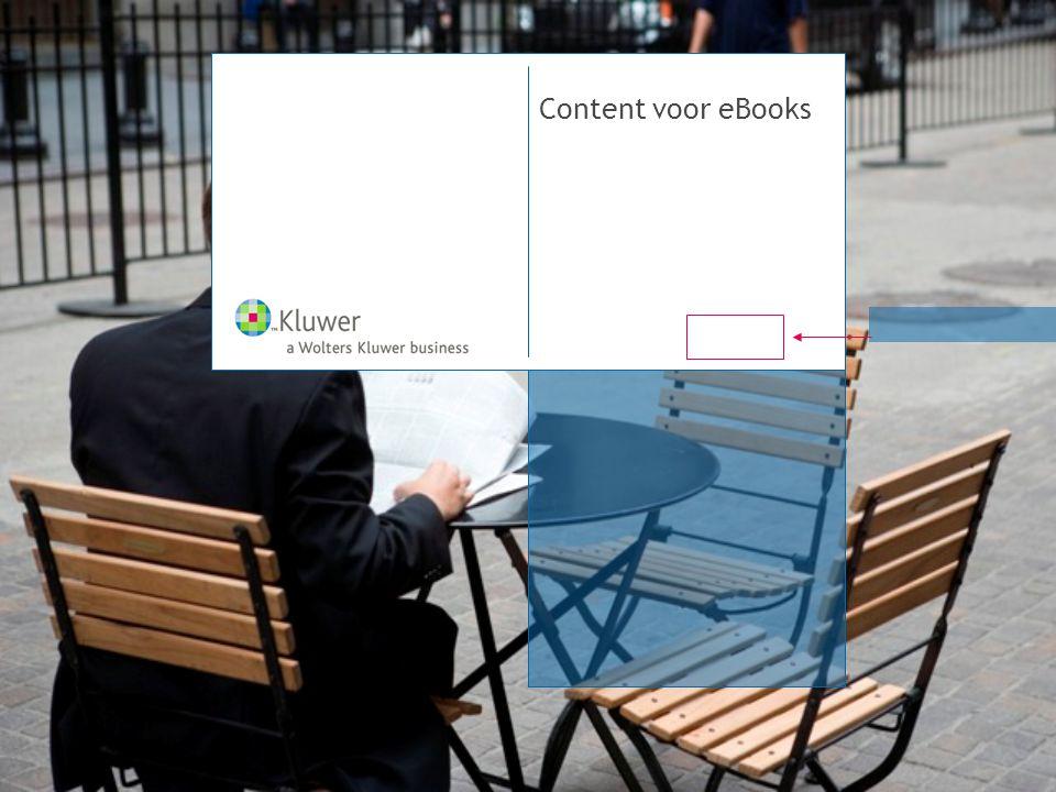 Content voor eBooks