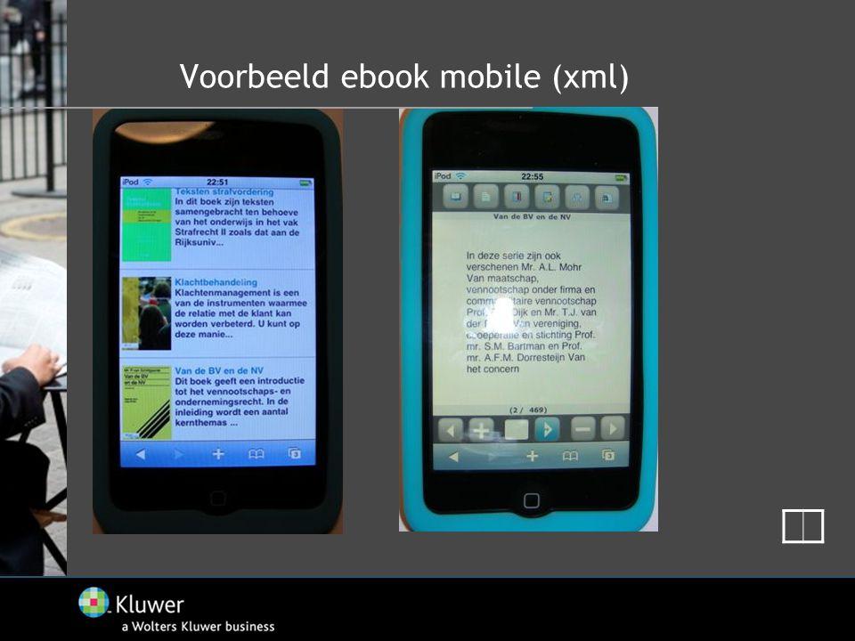 Voorbeeld ebook mobile (xml)
