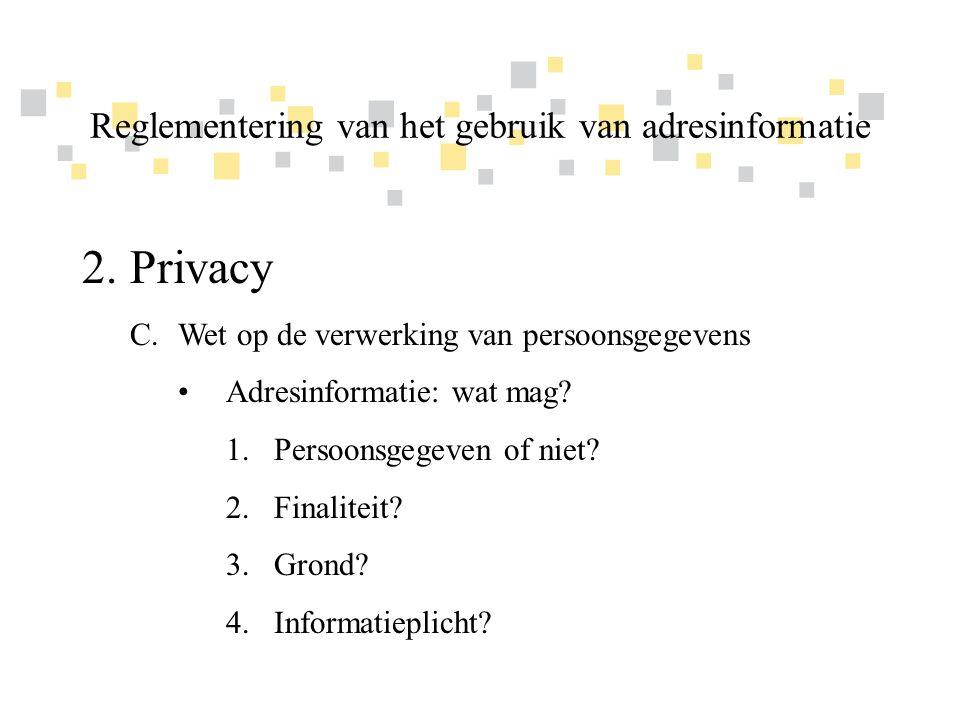 Transparante overheidsinformatie als competitief voordeel voor Vlaanderen 2.
