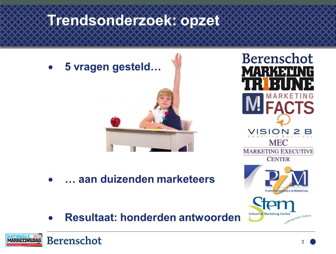 Top 10 marketingtrends 2010