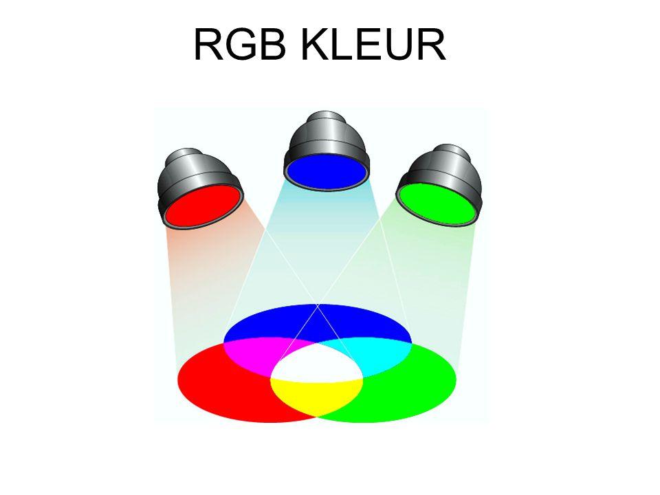 mengkleuren rood & groen 0255 0 0