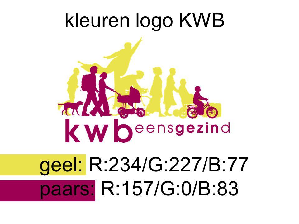 URL Is adres van je website www.kwb.be/kwbnaamafdeling http://sites.google.com/site/kwbafdeling