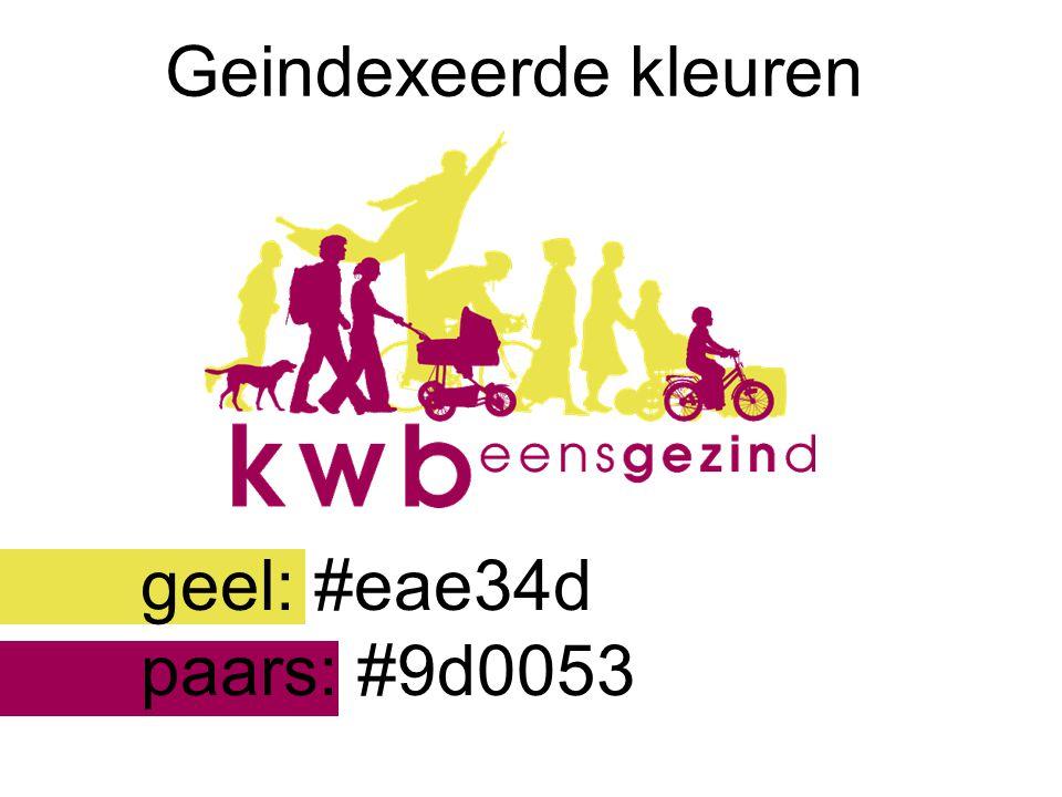 Stap 1 – een Google account aanmaken © KWB vzw – www.kwb.be