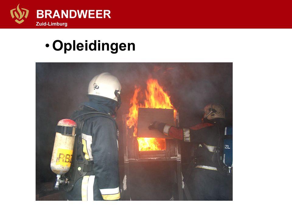 Wat verwacht de brandweer van je? •Opleiden •Oefenen •Uitrukken