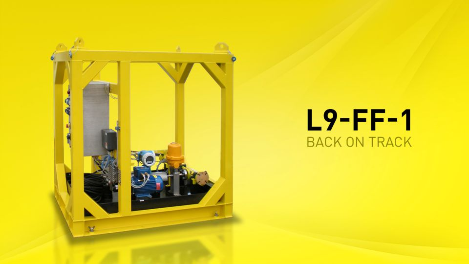 HET PROBLEEM DE OPDRACHT SAMENWERKING TECHNISCHE KNELPUNTEN RESULTAAT L9-FF-1 heeft sinds de opstart problemen met de grote hoeveelheid formatiewater die vrijkomt bij de gaswinning in de monotowers FA en FB.