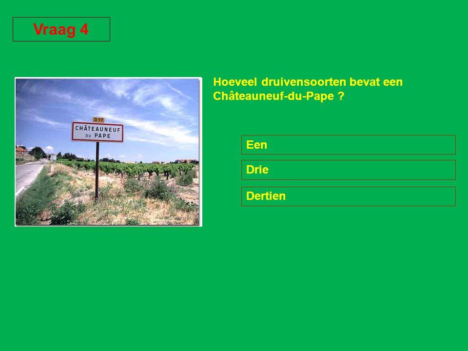 FOUT Het goede antwoord is : Vin Doux Naturel 3 Klik hier om door te gaan