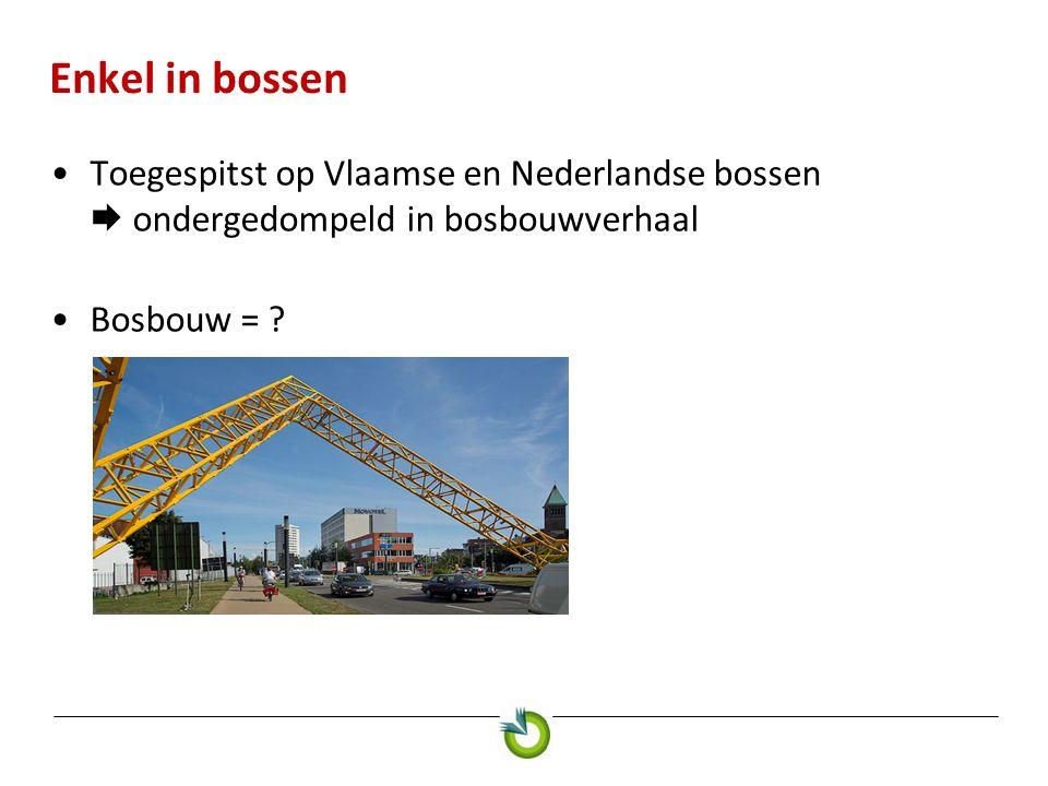 Aanpak ANB Vlaanderen Praktijkvertaling Strategie 2: de invasievensters gesloten houden.