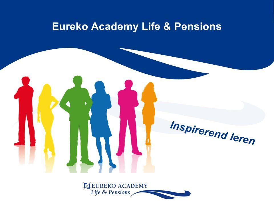 Eureko Academy Life & Pensions Inspirerend leren