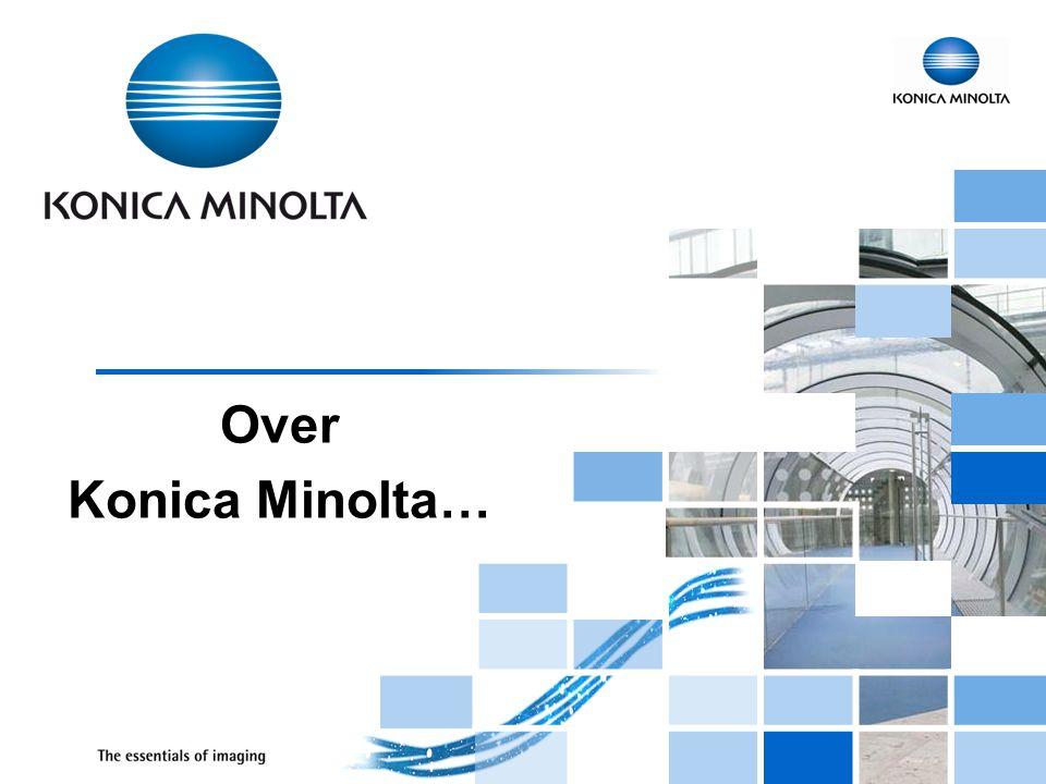 1 Over Konica Minolta…