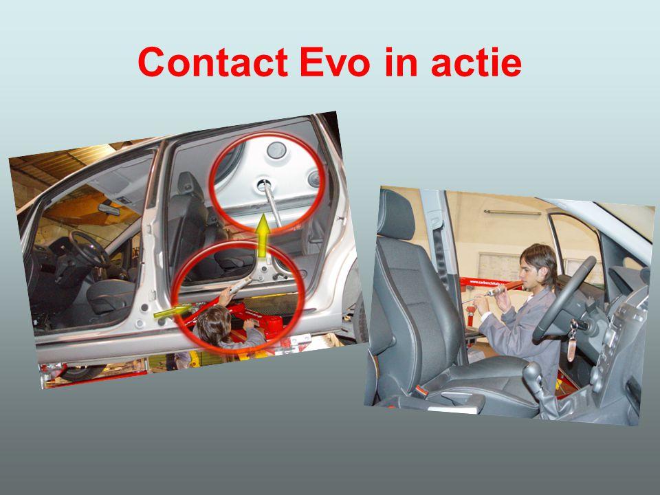 Contact Evo in actie