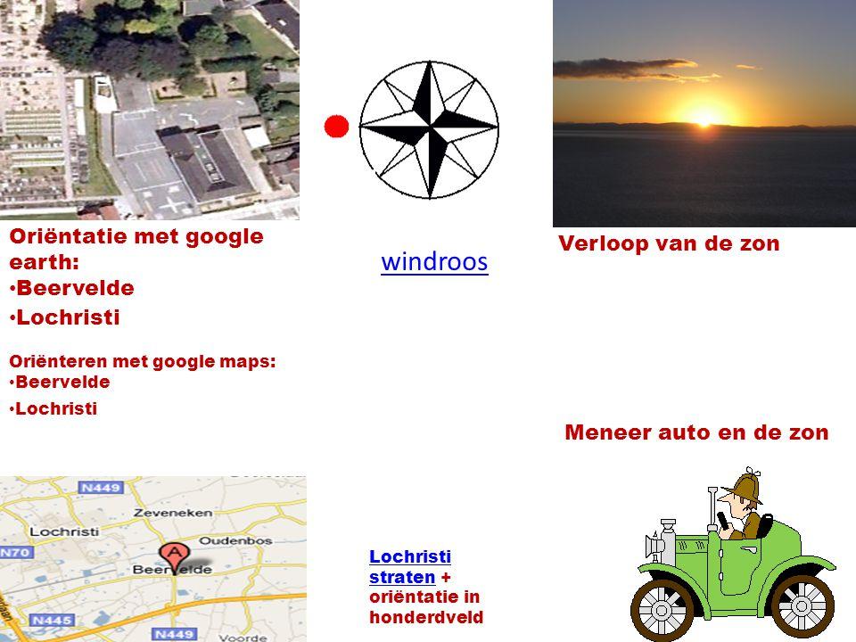 NNOOZOZZWWNW Gemeenteschool Beervelde De kerk ligt ten … van de school.