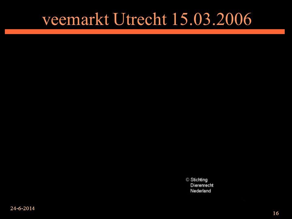24-6-2014 16 veemarkt Utrecht 15.03.2006