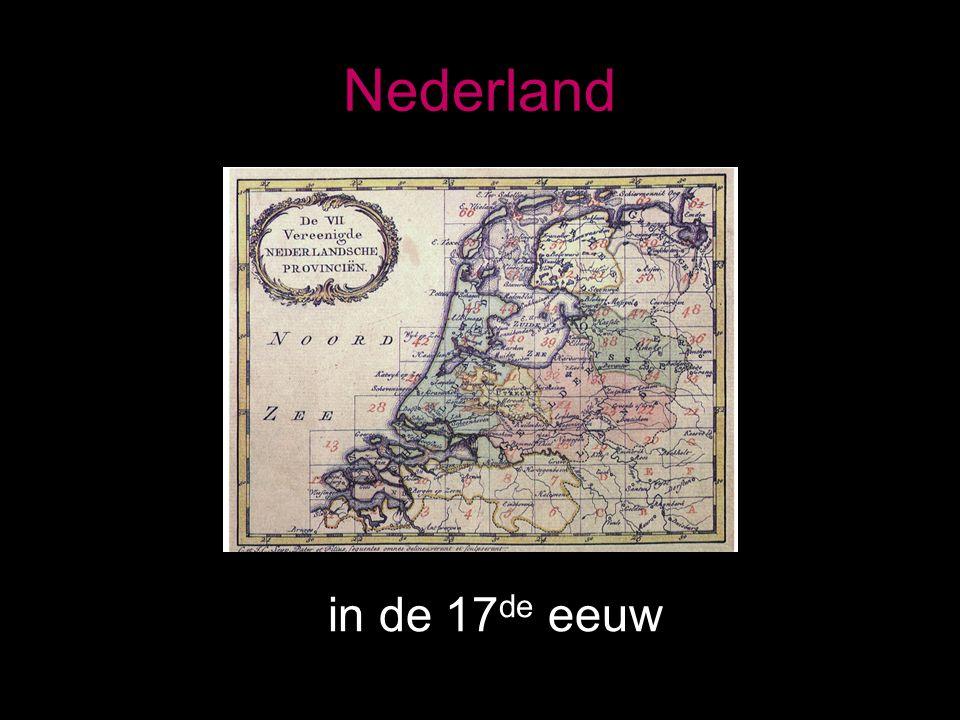 Nederland in de 17 de eeuw