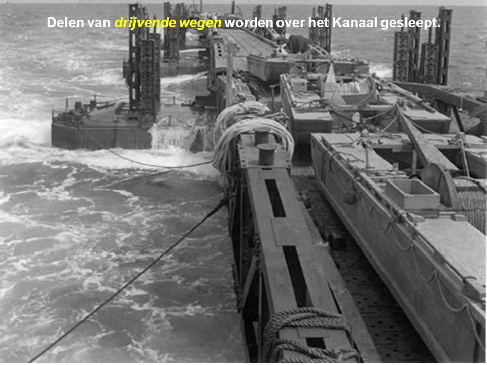 Churchill heeft het resultaat van de raid op Dieppe niet afgewacht om oplossingen te zoeken die gelijkstonden met het veroveren van een haven van waar