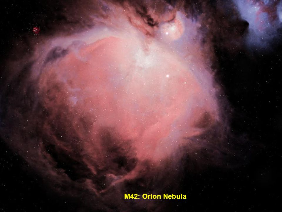 M42: Orion Nebula