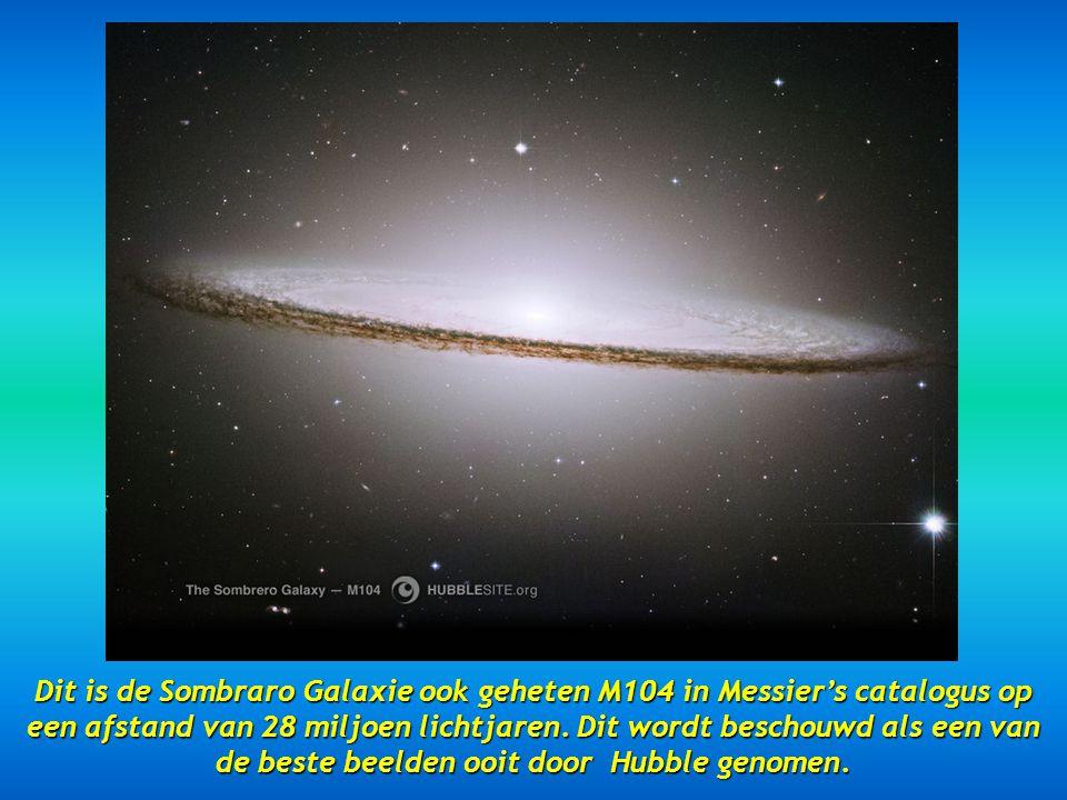 Hubble's beste foto's