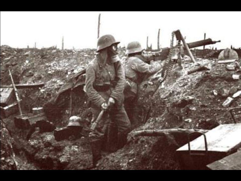 Lt-Col Driant die de verdediging van het fort 24 uur lang leidde en omkwam